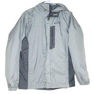Columbia ommi-shield lightweight hooded ja…